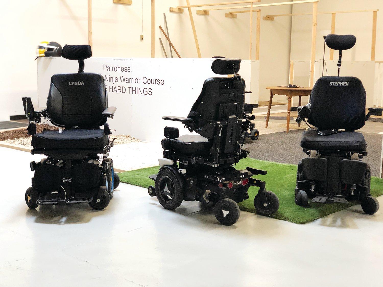 Arvada inventor modernizes wheelchair safety