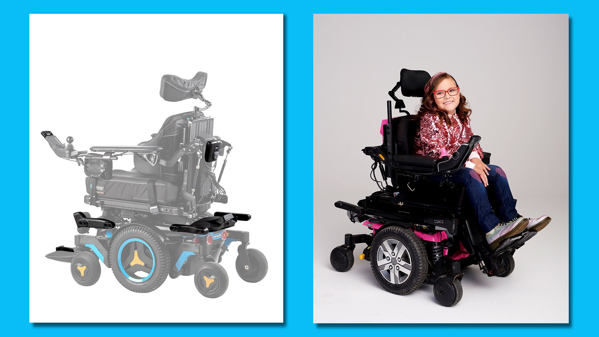 Wheelchairs get the Tesla treatment with new smart tech