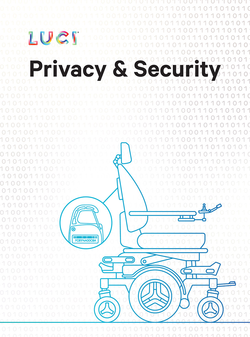 LUCI Privacy & Security Report cover